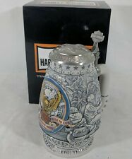 JM Harley-Davidson It's Not The Destination It's The Journey Collector Stein NEW