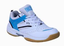 FIRE FLY MEN'S EXCEL BLUE Badminton Shoes - NON MARKING SOLE OUTDOOR SPORTS