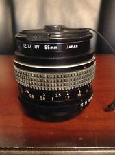 Auto Chinon Tomioka 55mm 1.2 Rare Vintage Lens for M42 Mount