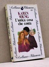 L'UNICA COSA CHE CONTA - K. Young [Libro, Collana Bluemoon n. 139]