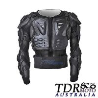 Motorcycle Body Armour/Pressure Suit*Heavy Duty* Trail Off-road/MX/Motocross TDR