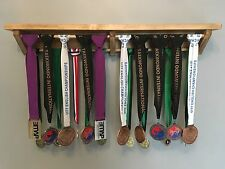Medal Hanger/ Display Rack/ Holder/ Trophy Shelf/ handmade gift