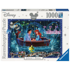Ravensburger Disney Little Mermaid Collectors Edition 1000 Piece Jigsaw Puzzle