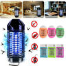 Electric Electronic Insect Fly Mosquito Bug Killer Trap Zapper UV LED Light/Lamp