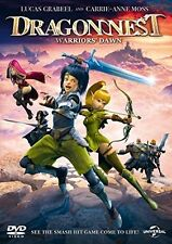 Dragon Nest: Warriors' Dawn [DVD] Good PAL Region 2