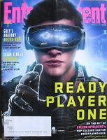 TYE SHERIDAN / READY PLAYER ONE March 2018 ENTERTAINMENT WEEKLY Magazine