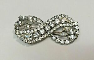 DORIANS 1957 VINTAGE JEWELED PIN NEW ORLEANS MARDI GRAS FAVOR MGS961