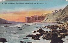 Fort Winfield Scott, San Francisco, CA, Pre-Linen Postcard