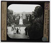 Germania Potsdam Château Foto n15 Placca Da Proiezione Lanterna Magica