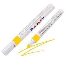 Cera de tiza de Neumáticos Marca Crayon Amarillo Blanco marcadores Walters WKL Lápices de Colores Pack 3