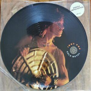 "Iggy Pop - Cold Metal - Vinyl 12"" Maxi 45T Picture Disc"