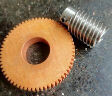 More details for wurlitzer 78rpm 50hz gear set simplex mechanism 1015 bubbler etc