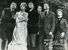 GERARD TICHY LE MANOIR DE LA TERREUR  HORROR DEMONIAC 1963 PHOTO ORIGINAL #4