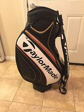 TaylorMade Tour Staff Bag 2016, Slightly Used Condition, with tags