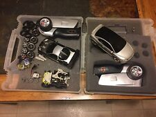XMODS Scion RC with case, extra body and part lot