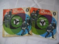 Beatles - Titel lt.Foto  - 2 mal  Single Rarität!