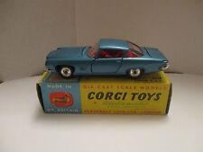 corgi 241 chrysler  ghia l6.4 boxed vintage 1963