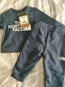 Baby North Face Tracksuit 6-12months