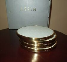 Aerin Shagreen Coasters Set of 4 Seafoam