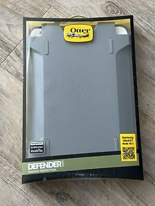Otterbox Gray White Defender Series Case Samsung Galaxy Note 10.1 2012 77-30079