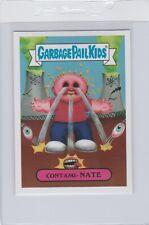 Garbage Pail Kids Contami Nate 4b GPK 2017 Adam Geddon trading card sticker Topp