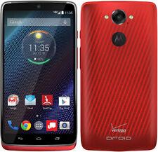 New Motorola DROID Turbo XT1254 RED (Verizon)(Tmobile) 4G/GSM Unlocked