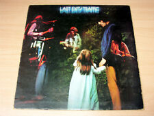 EX- & Pink Eye Label !! Traffic/Last Exit/1969 Island Stereo Gatefold LP
