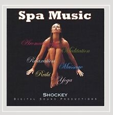 New, Sealed Shockey : Spa Music for the Healing Arts CD