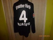 SpVgg Greuther Fürth umbro Langarm Matchworn Trikot 06/07 + Nr.4 Mijatovic Gr.XL