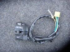 Lichtschalter Motorrad Kompaktschalter Luxxon Orginal Neu Sixty Six 118020011000