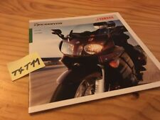 Yamaha 2007 FJR1300 A AS moto prospectus brochure prospekt publicité pub