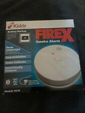 Kidde i4618 (Firex)Hardwired Smoke Alarm with Battery Backup