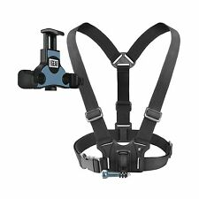 Chest Harness Mount & Smartphone Extension Tripod Adapter