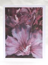 New ListingRose of Sharon Blank Note Cards Blank All Occasion Floral Greeting Cards 8-Pack