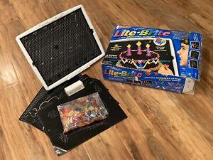 Vintage Hasbro Lite Brite 4952 power pegs New Open Box