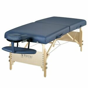 Master Massage 76cm CORONADO Portable Massage Table Spa Beauty Couch Therapy Bed
