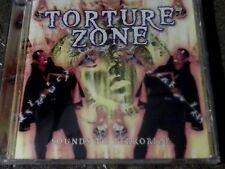 Halloween CD TORTURE ZONE (2001)