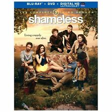 Shameless: Complete Third Season [Blu-ra Blu-ray