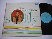 The Fleetwoods Softly 1961 Mono LP