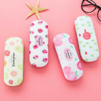 Fresh Eyewear Box Candy Color Cute Sunglasses Hard Protector Fruit Glasses Case