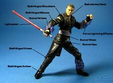 STAR WARS VADERS SECRET APPRENTICE EVOLUTIONS GALEN MAREK RARE LOOSE UK