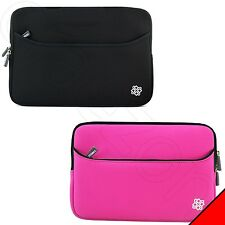 KOZMICC Neoprene Carrying Sleeve Pouch Case Cover for Tablets / e-Readers