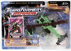 Transformers Armada Powerlinx Cyclonus With Mini-Con CrumpleZone Hasbro (MOC)