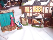 Department56 Dickens Village Shakespeare'S Birthplace #58515 New! Lmtd.Edition