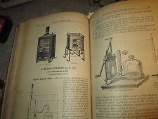 Notice sur les instruments de Précision appliqués à l'Œnologie-Pomologie-Alcools