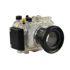 40M Waterproof Underwater Diving Housing Hard Case Cover for Sony RX100 Camera