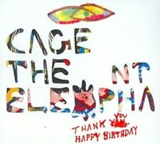 Thank You Happy Birthday 0886978142122 by Cage The Elephant CD