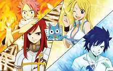 Fairy Tail anti slip gaming Mouse Pad 1 Free ship