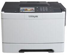 - Lexmark Cs510de Auto Duplex Colour Laser Printer Ethernet 512mb