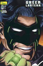 GREEN LANTERN  #0 (Dino) Metallic Foil GRÜNE LATERNE/LEUCHTE Erstausgabe NEUWARE